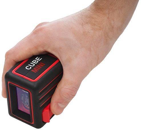 Лазерный нивелир Ada Cube MINI Basic Edition - фото 4
