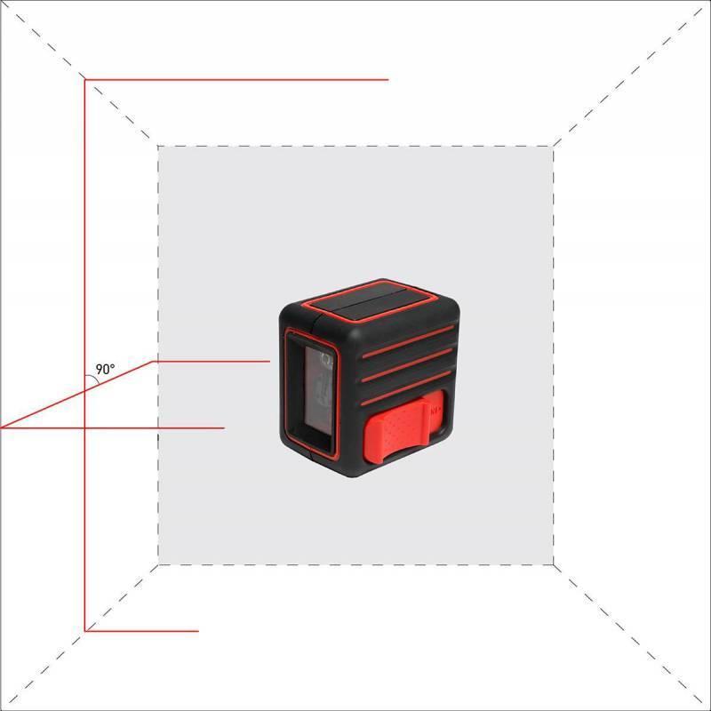 Лазерный нивелир Ada Cube MINI Basic Edition - фото 6