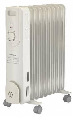 Масляный радиатор Supra ORS-09-S2 белый