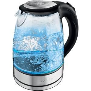 Чайник электрический Scarlett SC-EK27G14 черный (SC - EK27G14)