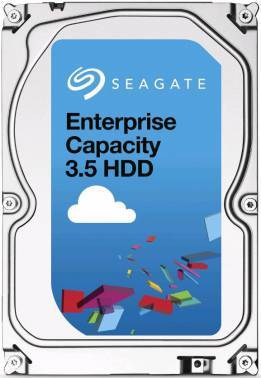 Жесткий диск 4Tb Seagate Exos ST4000NM0035 SATA-III