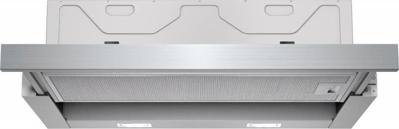 Встраиваемая вытяжка Siemens LI64MA530 серебристый - фото 1