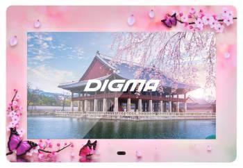 """Цифровая фоторамка 10.1"""" Digma PF-104FL белый (PF104FL)"""