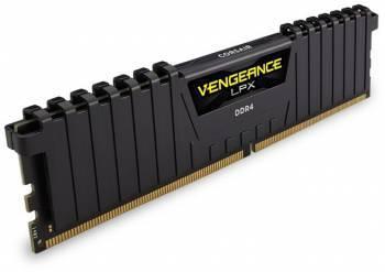 Модуль памяти DIMM DDR4 4x16Gb Corsair (CMK64GX4M4A2400C14)