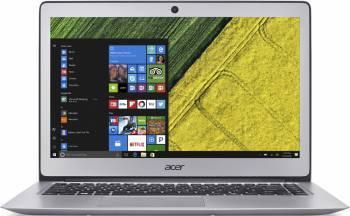 Ультрабук 14 Acer Swift SF314-51-336J серебристый