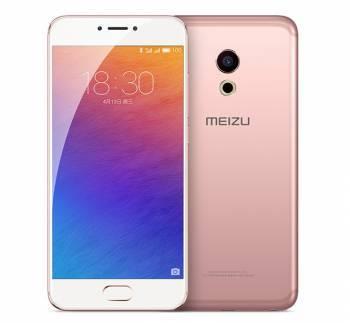 Смартфон Meizu Pro 6 M570H 64ГБ розовый/золотистый (M570H 64GB ROSE GOLD)