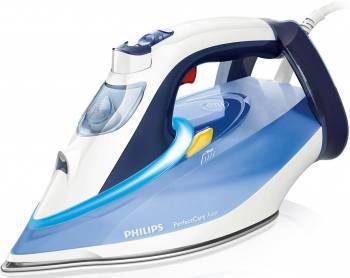 Утюг Philips GC4924 / 20 белый / голубой