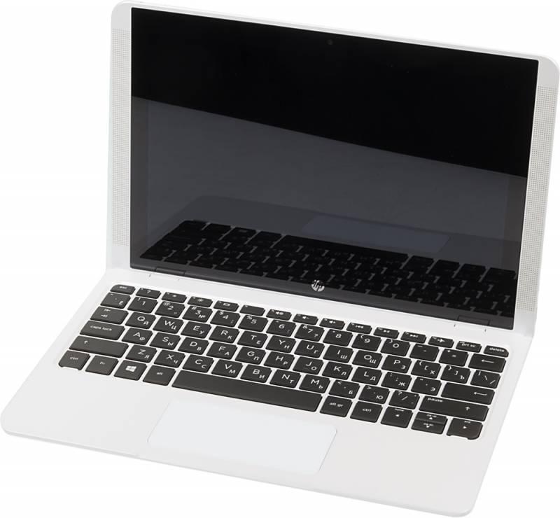 """Трансформер 10.1"""" HP X2 Detachable 10-p002ur (Y5V04EA) белый - фото 1"""