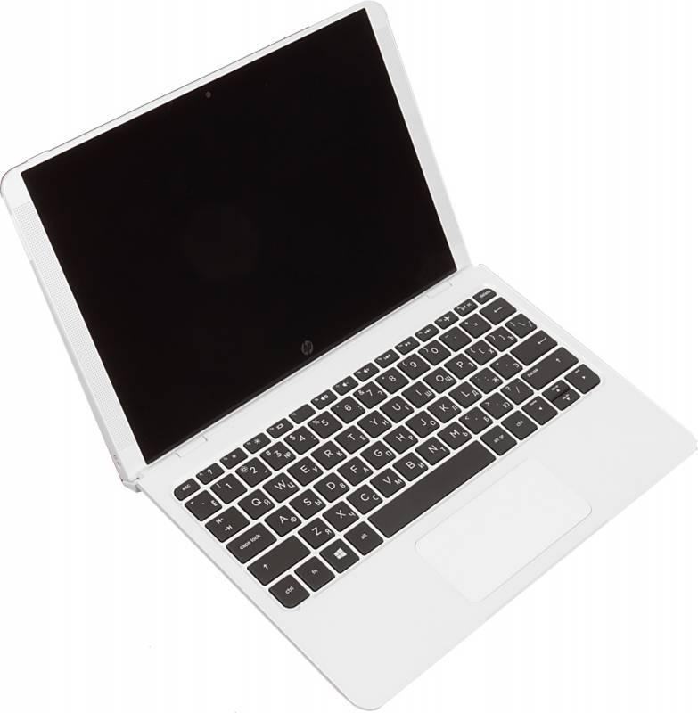 """Трансформер 10.1"""" HP X2 Detachable 10-p002ur белый (Y5V04EA) - фото 7"""