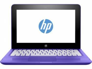 Трансформер 11.6 HP Stream x360 11-aa002ur фиолетовый
