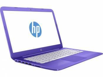 Ноутбук 14 HP Stream 14-ax001ur фиолетовый