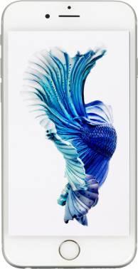 Смартфон Apple iPhone 6s MN0X2RU/A 32ГБ серебристый