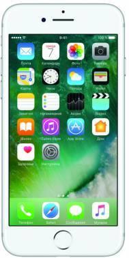 Смартфон Apple iPhone 7 MN932RU/A 128ГБ серебристый