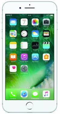 Смартфон Apple iPhone 7 Plus MNQN2RU / A 32ГБ серебристый