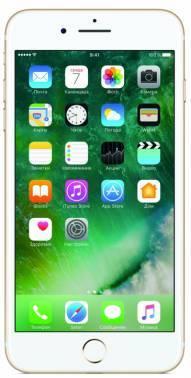Смартфон Apple iPhone 7 Plus MNQP2RU / A 32ГБ золотистый