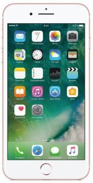Смартфон Apple iPhone 7 Plus MNQQ2RU/A 32ГБ розовое золото