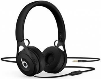 Гарнитура Beats EP черный, мониторы, крепление оголовье, проводные, кабель 1.6м