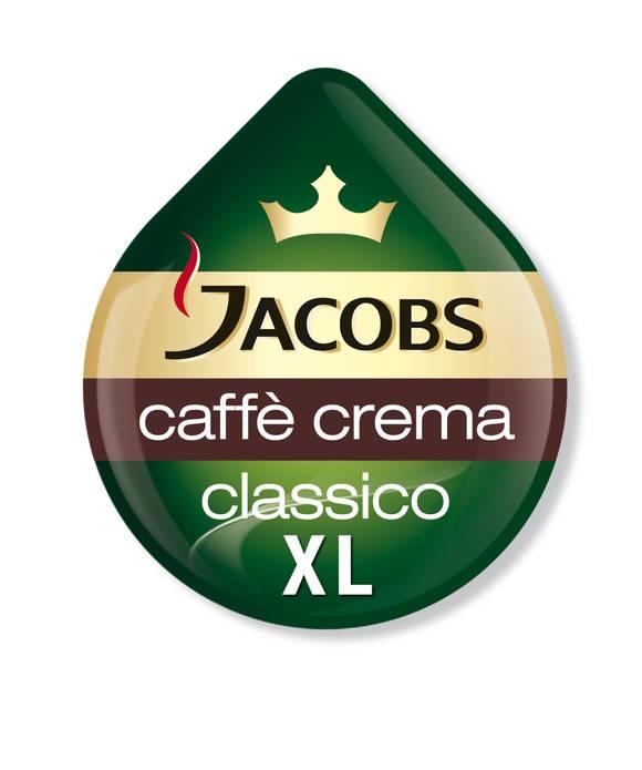 Кофе капсульный Tassimo Caf? Crema упак.:16капс. (4251496) - фото 1
