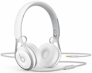 Наушники Beats EP белый, мониторы, крепление оголовье, проводные, кабель 1.6м