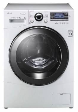 Стиральная машина LG FH695BDH2N белый