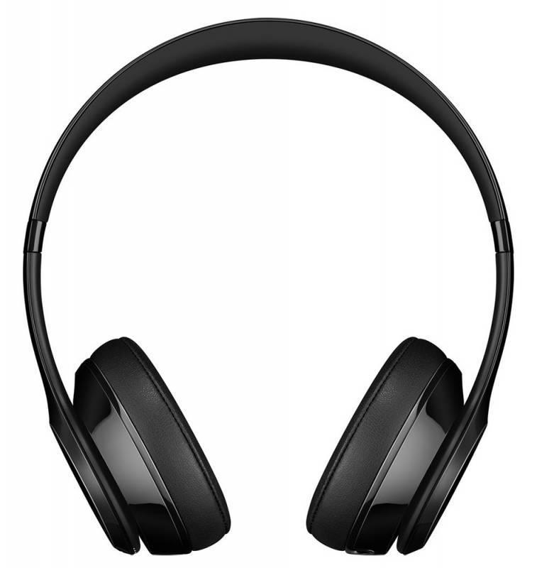 Гарнитура Beats Solo3 черный глянец - фото 3