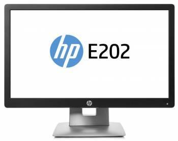 Монитор 20 HP E202 черный