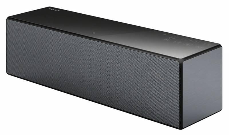 Акустическая система 2.1 Sony SRS-X88 черный - фото 1