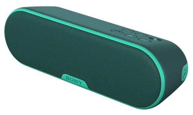 Акустическая система моно Sony SRS-XB2 зеленый - фото 1