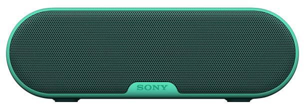 Акустическая система моно Sony SRS-XB2 зеленый - фото 2