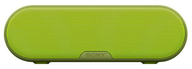 Акустическая система моно Sony SRS-XB2 лайм - фото 2