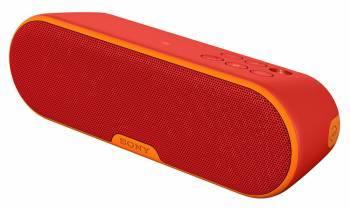 Акустическая система моно Sony SRS-XB2 красный