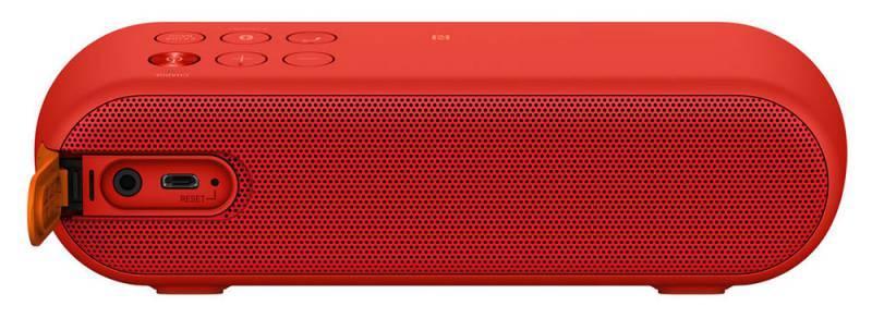 Акустическая система моно Sony SRS-XB2 красный - фото 4