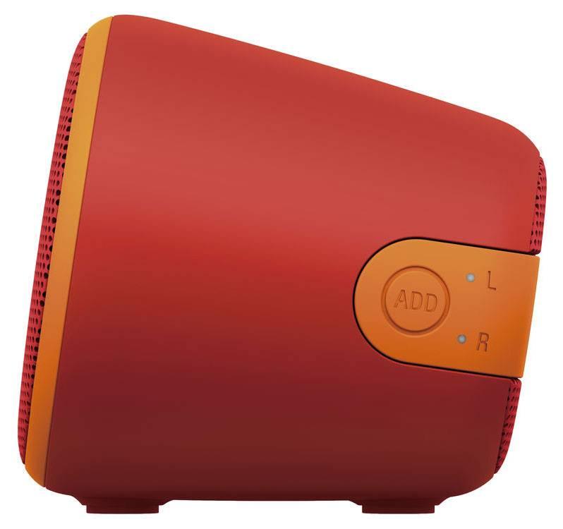 Акустическая система моно Sony SRS-XB2 красный - фото 5