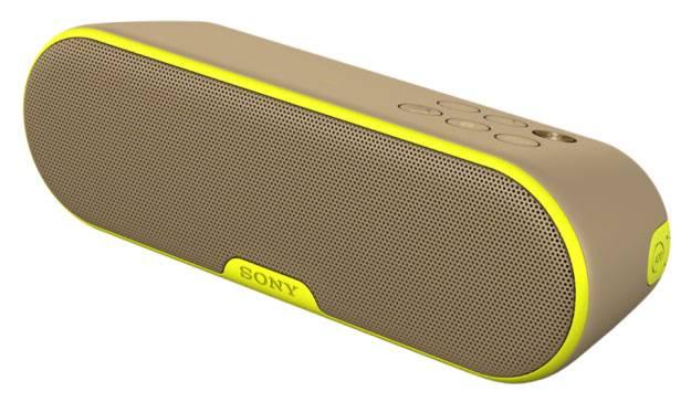Акустическая система моно Sony SRS-XB2 светло-коричневый - фото 1