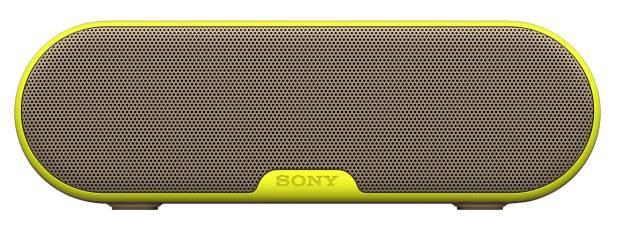 Акустическая система моно Sony SRS-XB2 светло-коричневый - фото 2