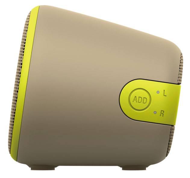 Акустическая система моно Sony SRS-XB2 светло-коричневый - фото 4