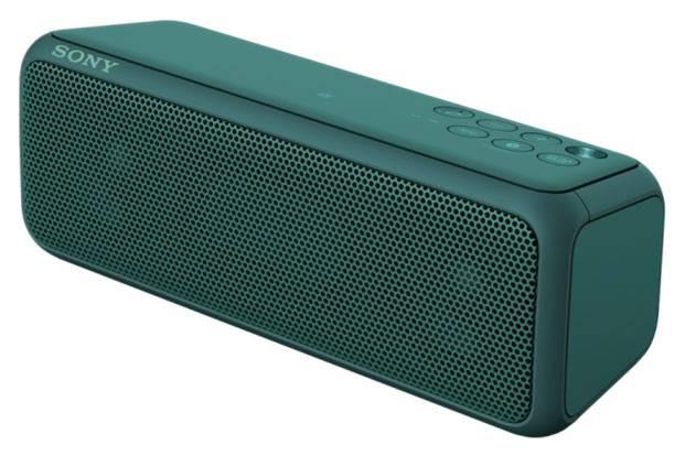 Акустическая система моно Sony SRS-XB3 зеленый - фото 1