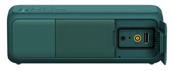 Акустическая система моно Sony SRS-XB3 зеленый - фото 3