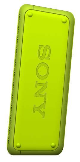 Акустическая система моно Sony SRS-XB3 лайм - фото 4