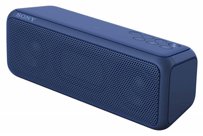 Акустическая система моно Sony SRS-XB3 синий - фото 1