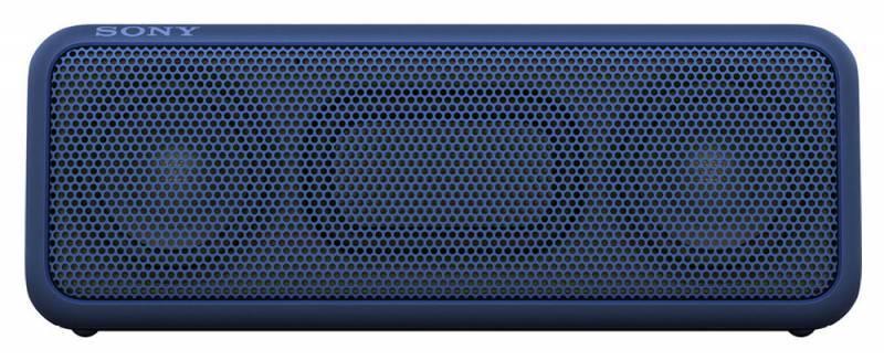 Акустическая система моно Sony SRS-XB3 синий - фото 2
