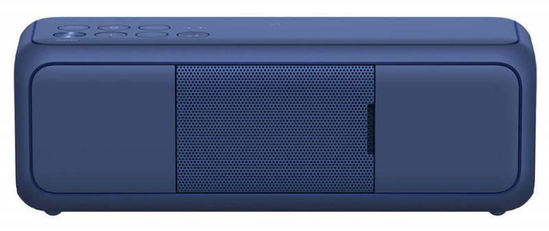 Акустическая система моно Sony SRS-XB3 синий - фото 3