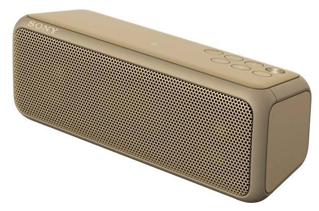 Акустическая система моно Sony SRS-XB3 светло-коричневый - фото 1