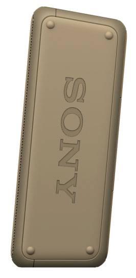 Акустическая система моно Sony SRS-XB3 светло-коричневый - фото 4