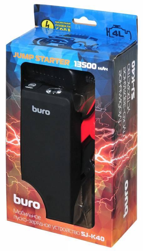 Пуско-зарядное устройство Buro SJ-K40 - фото 11