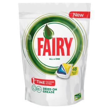 Капсулы Fairy Original All In One лимон (упак.:48шт) (fr-81574815)