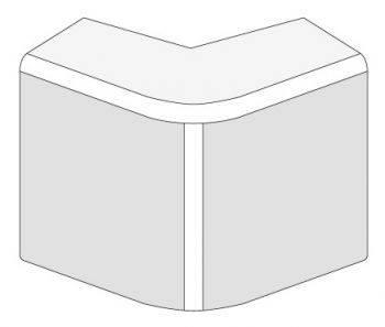 Угол внешний DKC 00406R AEM 1 шт 40x17мм белый