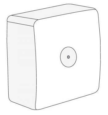 Коробка распределительная DKC SDMN 00677 белый