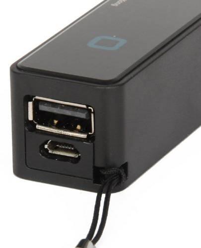 Мобильный аккумулятор NONAME Eltronic A5 черный - фото 3