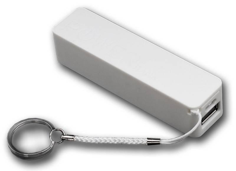 Мобильный аккумулятор NONAME Eltronic A5 белый - фото 1
